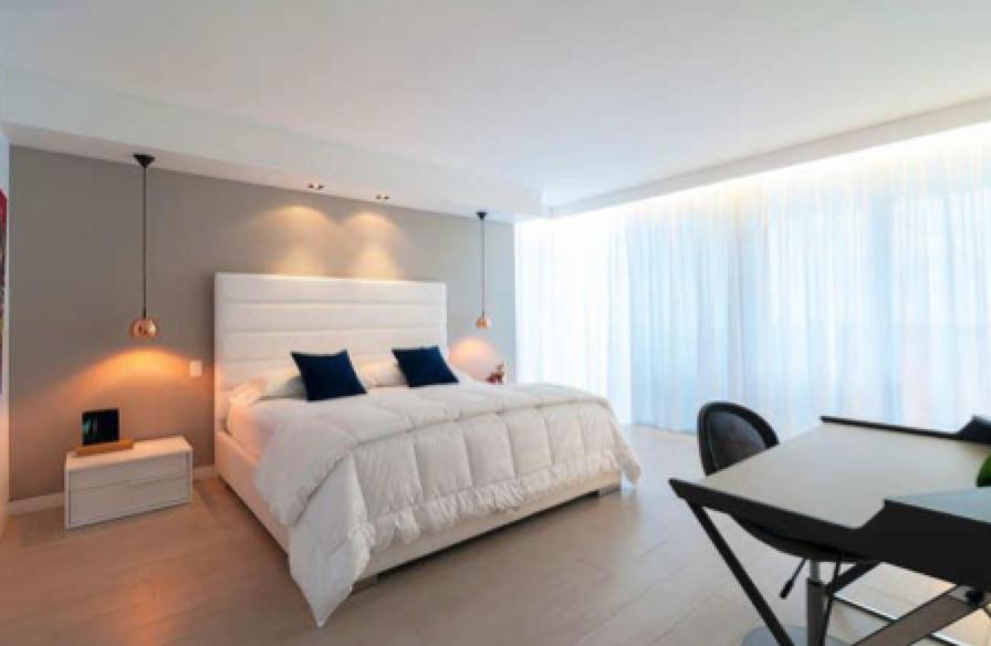 3 alternatieven voor de klassiek lamp op je nachtkastje On verlichting boven bed