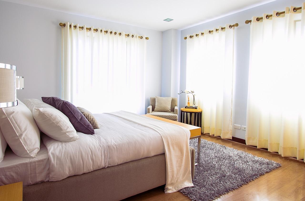 Kleed in de slaapkamer | Woningfacts.nl