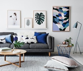 Scandinavische prints