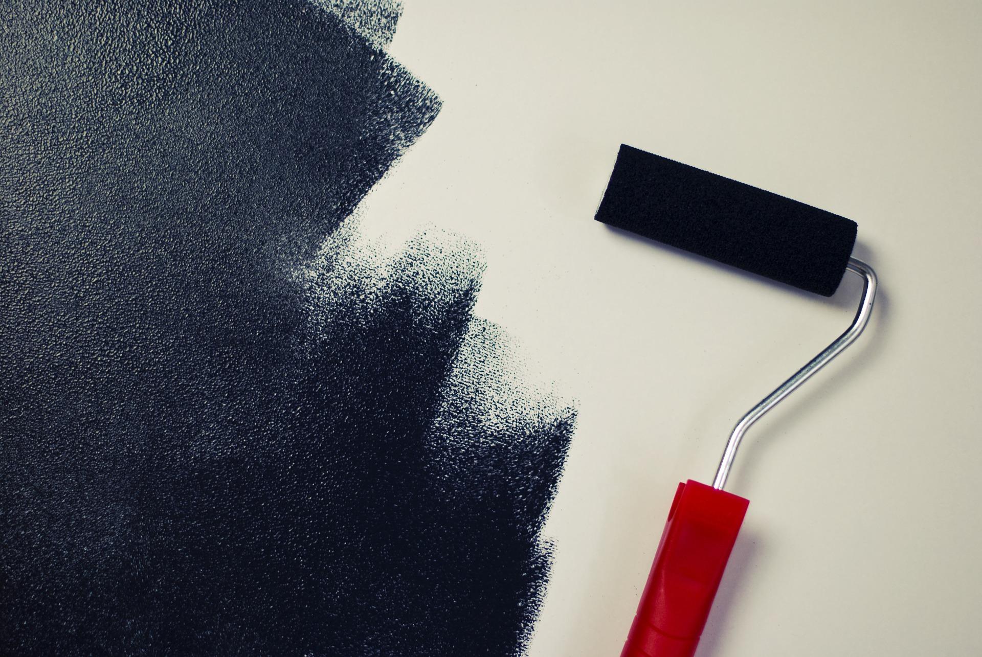 Je eigen muren schilderen