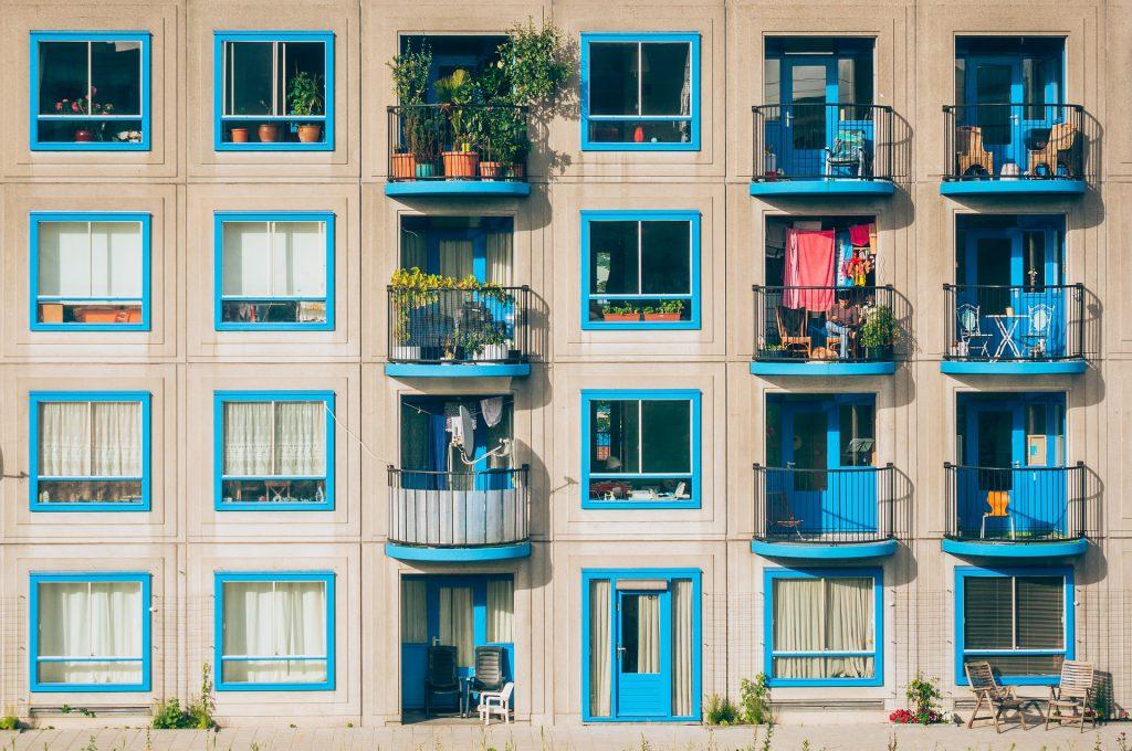 Renoveren balkon