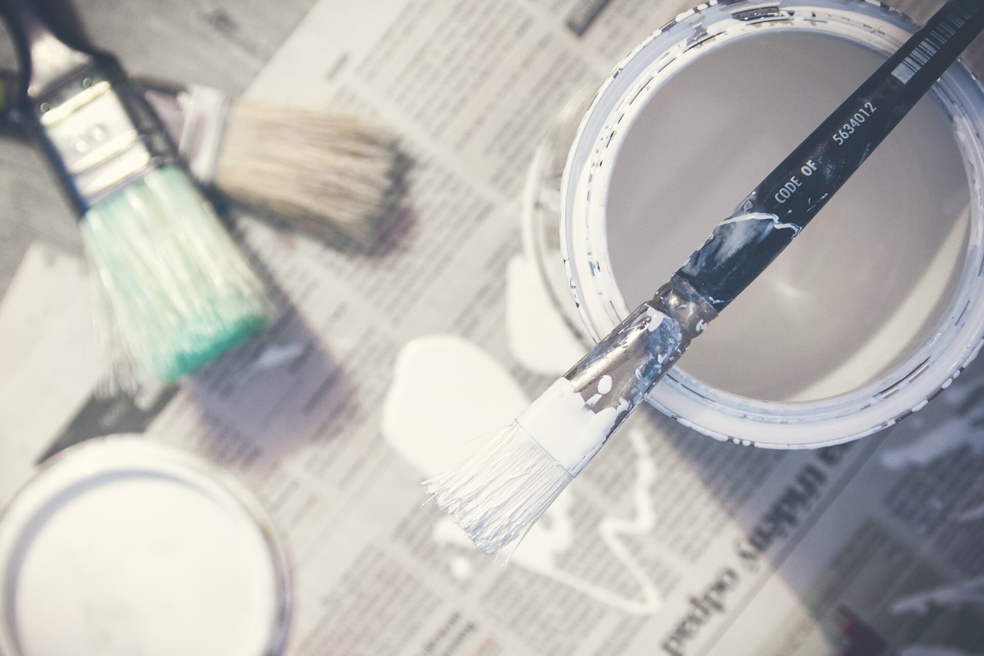 schilderen voorkomt houtrot