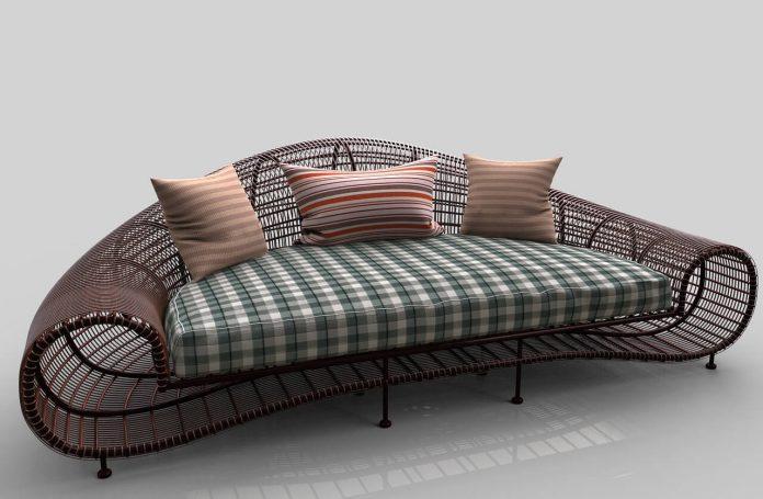 Design meubels bank