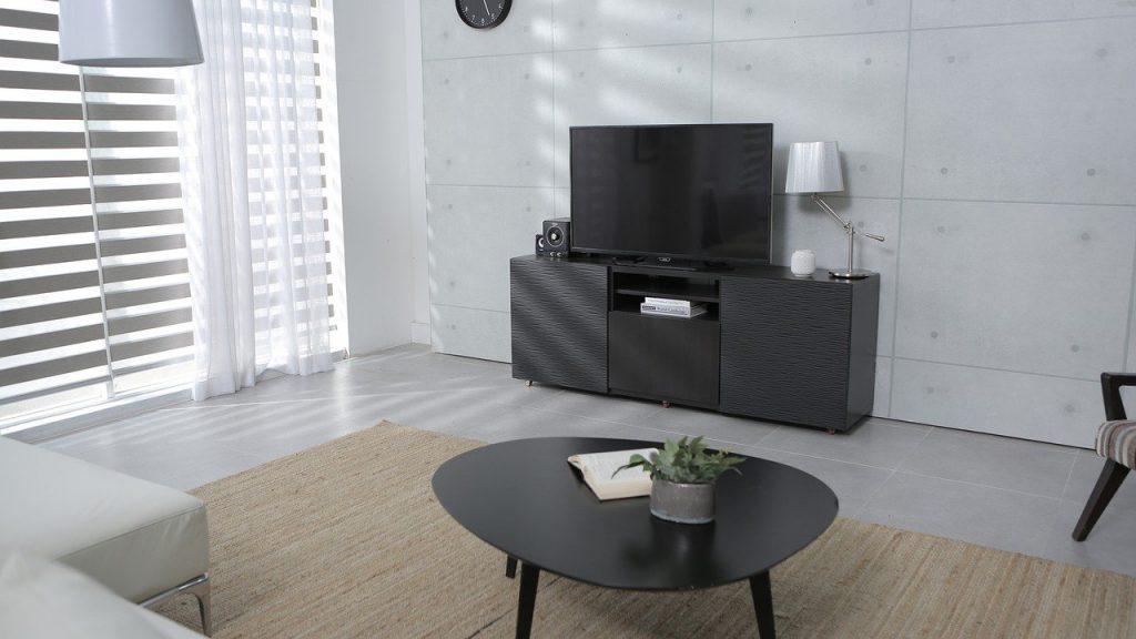 Tv-meubel kiezen voor flatscreen
