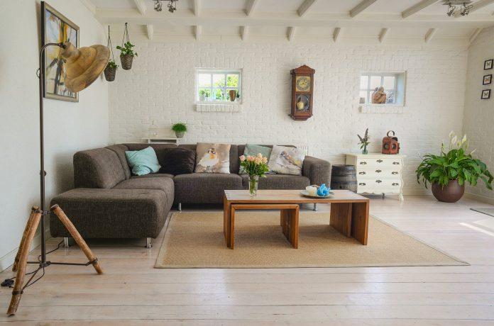 Decoratietips in de woonkamer