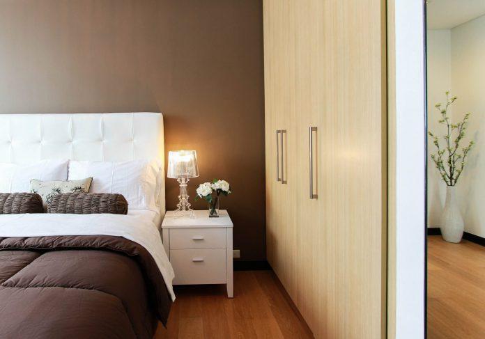 Natuurtint als kleur in de slaapkamer