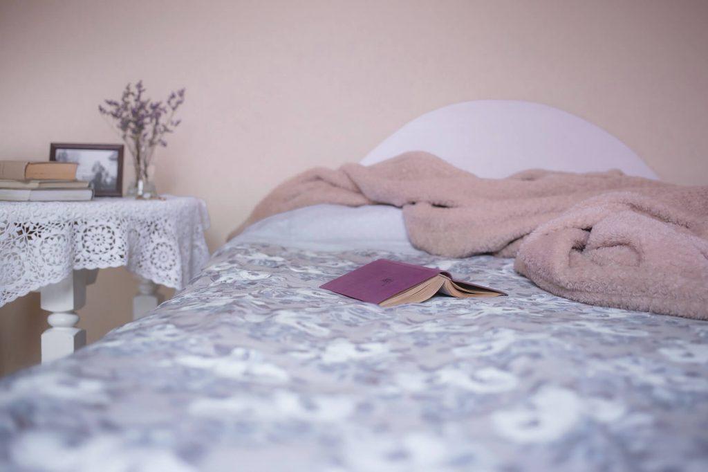 Welke kleur verf in slaapkamer?